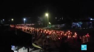 2021-03-27 13:31 Myanmar: nueva jornada de represión en el Día de las Fuerzas Armadas