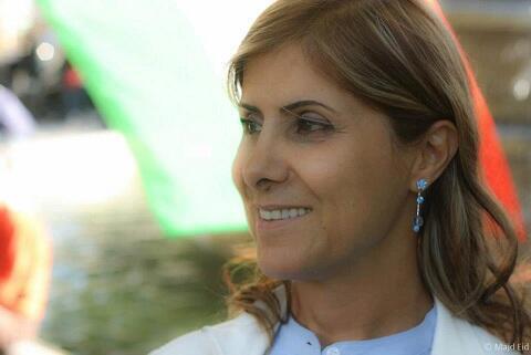 المحامية والناشطة الكردية سيفي إزول أيدين