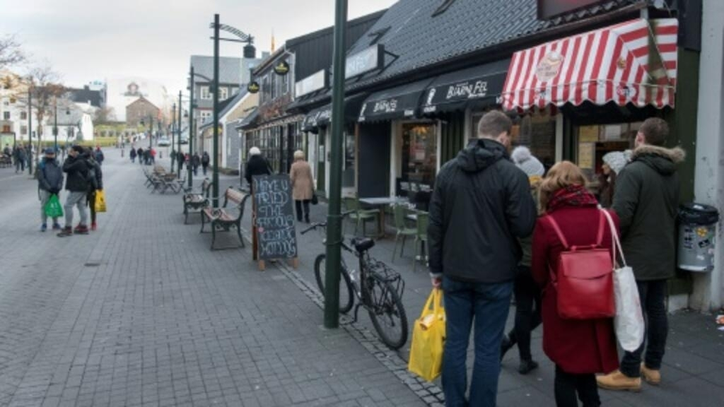 Iceland tops Europe as most expensive