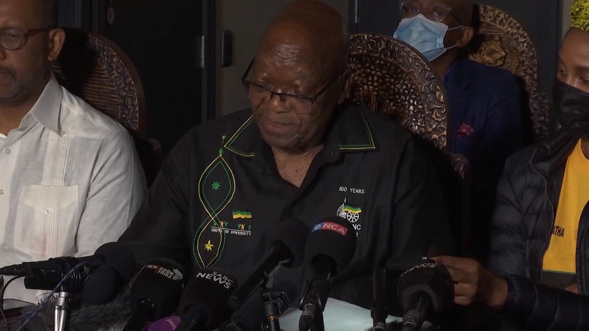 L'ex-président Zuma en prison, test pour la jeune démocratie sud-africaine