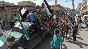 Around three million people live in Idlib and surrounding rebel territory, including foreigners who have joined the war against the Assad regime