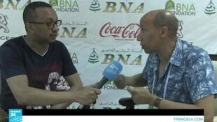 البطل المغربي سعيد عويطة في حوار حصري مع موفدنا إلى تونس نزار النور