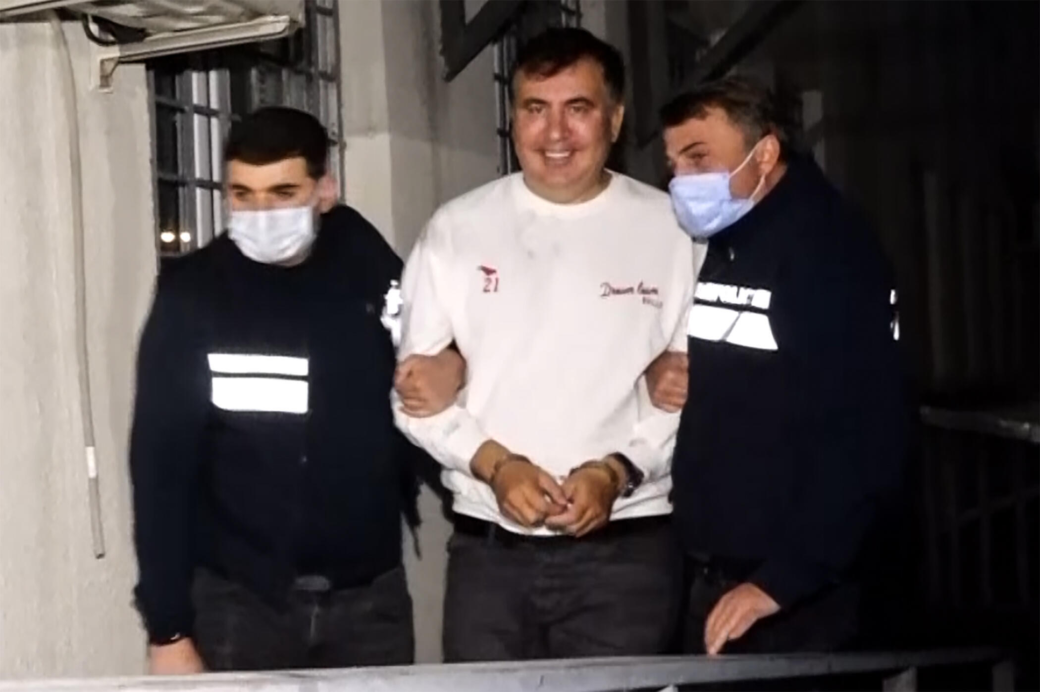 Saakashvili's jailing will almost certainly spark upheaval in the small ex-Soviet nation that has been plagued for years by political instability