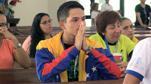 Para los venezolanos llegar a Panamá para participar de las Jornadas Mundiales de la Juventud 2019 fue un díficil proceso