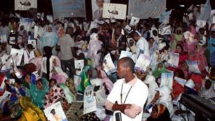 L'opposition mauritanienne en meeting le 21 novembre