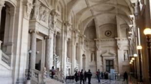 قصر العدالة في باريس