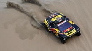 Fin de l'aventure sud-américaine pour le célèbre rallye Dakar.