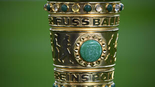 The president of the German FA hopes a small crowd of 1,000 fans will be allowed into the national cup final in Berlin on July 4.