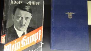 Publié en 1933, le manifeste antisémite est maintenant entré dans le domaine public dans toute l'Union européenne.