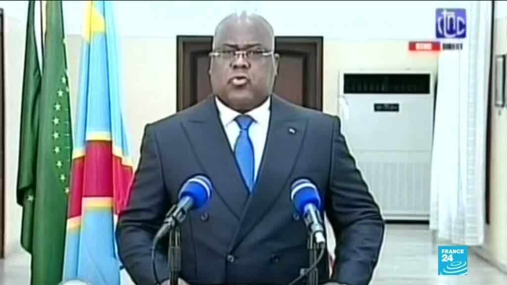 2020-12-07 15:43 Fin de la coalition Tshisekedi-Kabila en RDC, deux ans d'espoirs puis de crise