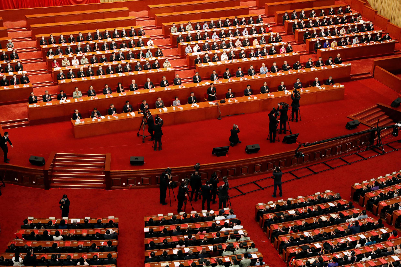 البرلمان الصيني يتبنى مشروع قانون حول الأمن القومي في هونغ كونغ