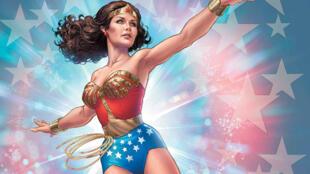 Wonder Woman nommée ambassadrice de l'ONU pour l'égalité des sexes.