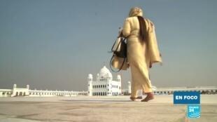 El corredor de Kartarpur