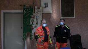 L'Italie est actuellement le pays le plus endeuillé au monde par l'épidémie de coronavirus.