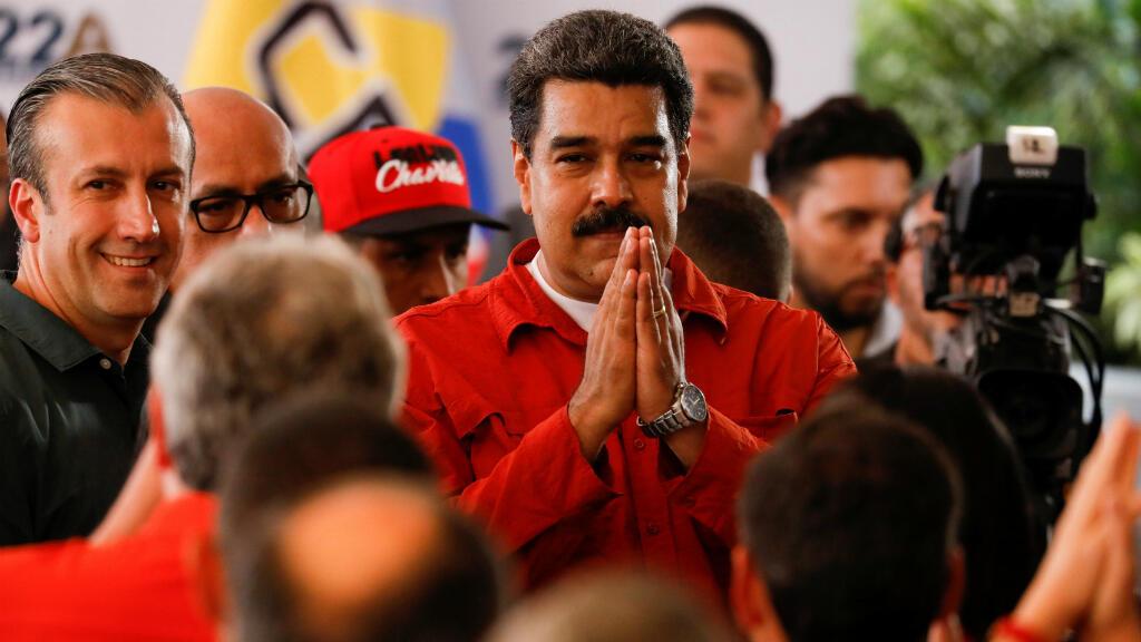 El presidente Nicolás Maduro incrementó por privera vez en el año el salario mínimo integral en Venezuela