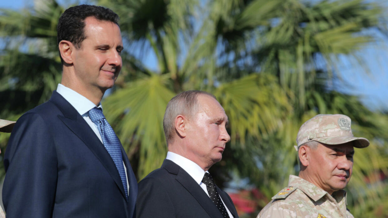 Putin's diplomacy in the Middle East, 'a winning strategy'