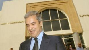 الامير مولاي هشام في صورة من الأرشيف تعود إلى العام 2012
