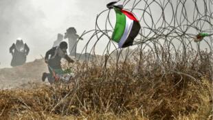 Le 14 mai est la journée la plus meurtrière du conflit israélo-palestinien depuis la guerre de 2014 dans l'enclave sous blocus.