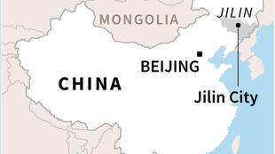 Partial lockdown in China's Jilin City
