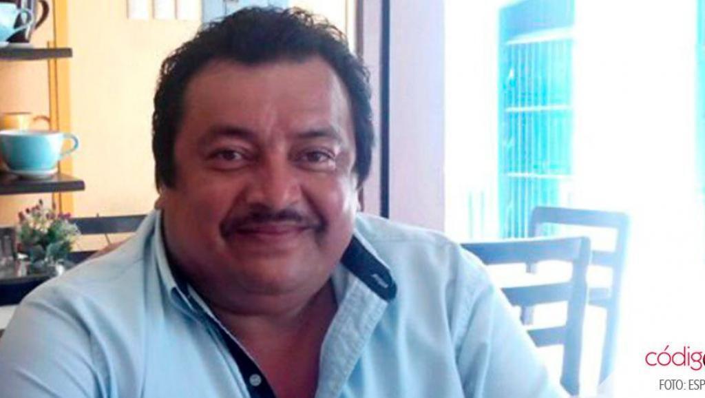 El periodista Leobardo Vazquez Atzin, 48 años de edad, administraba el sitio Enlace Informativo Regional.