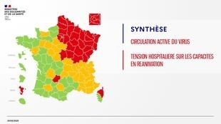 France Maps Covid 19 Impact To Aid In Easing Lockdown