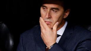 Julen Lopetegui fait les frais d'un début de saison catastrophique avec le Real Madrid.