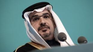 ولي العهد البحريني الأمير سلمان بن حمد بن عيسى آل خليفة