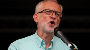 Jeremy Corbyn, líder del Partido Laborista británico (Imagen de archivo).