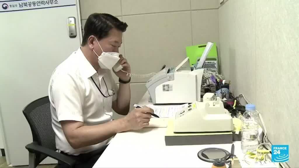2021-07-27 14:35 Corea del Norte y Corea del Sur acuerdan restablecer las comunicaciones transfronterizas