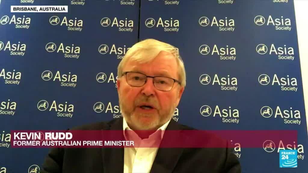 2021-09-23 08:33 Submarine dispute: Former Australian PM talks to FRANCE 24, calls for parliamentary probe