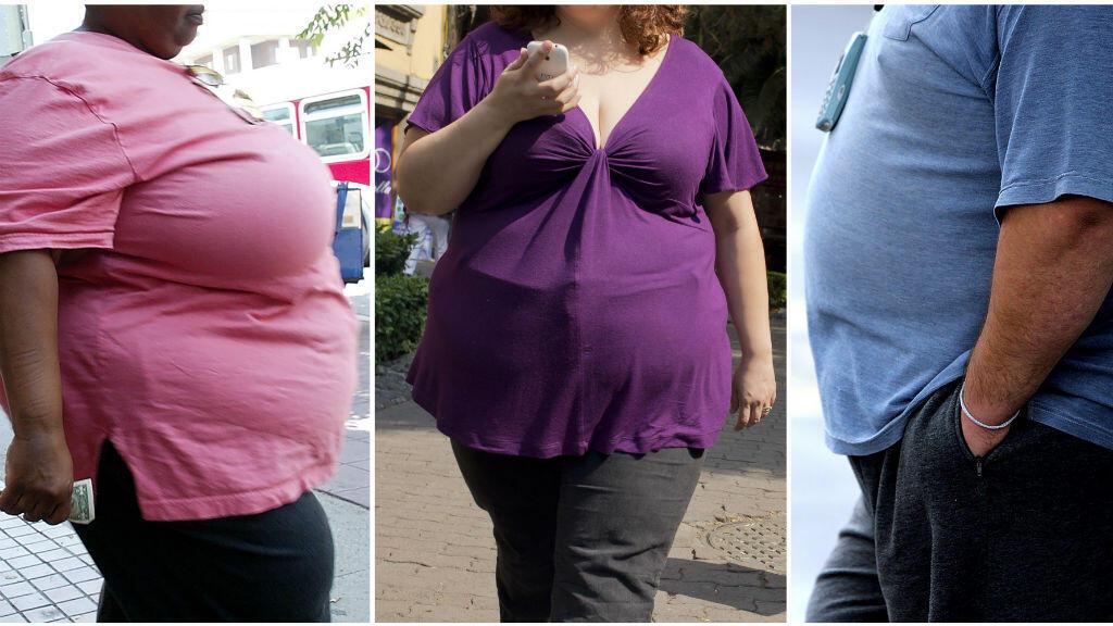 Près d'un adulte sur 8 dans le monde est obèse, un ratio qui a plus que doublé depuis 1975.