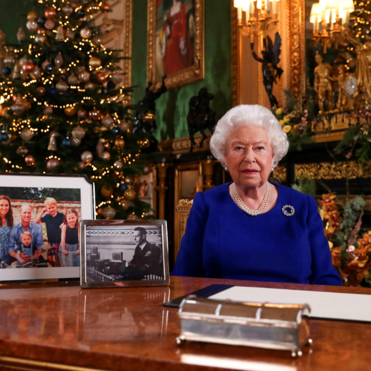 Political Prisoners Christmas 2021 Queen Elizabeth S Christmas Message 2019 Has Been Quite Bumpy