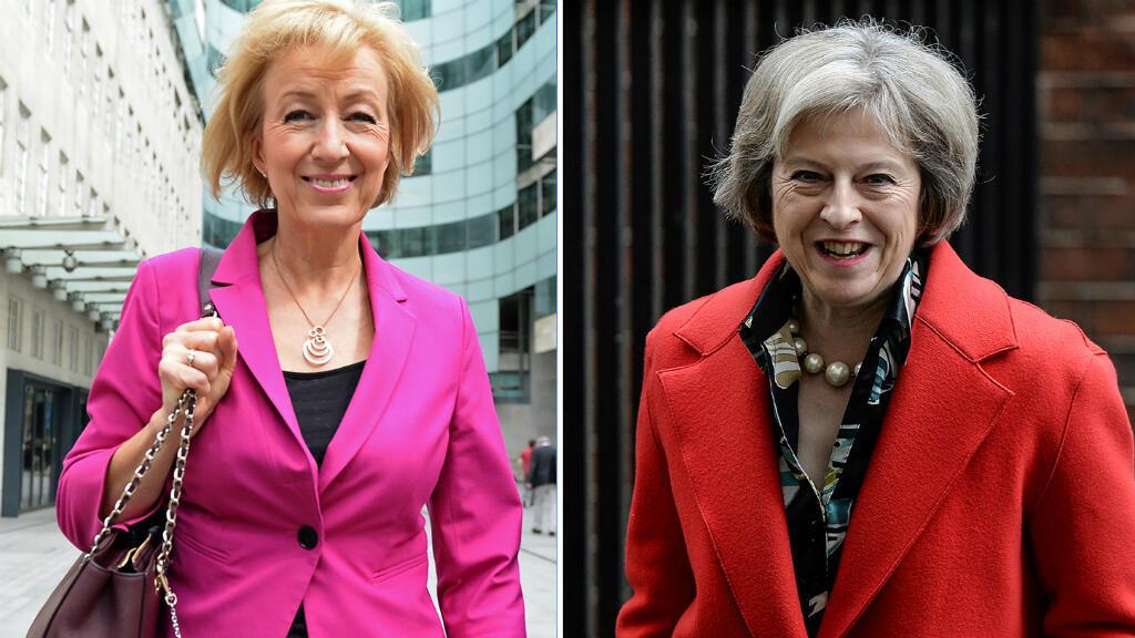 Andrea Leadsom et Theresa May ont été choisies par les parlementaires pour succéder à David Cameron.