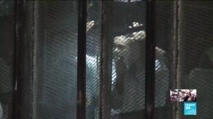 Prisonniers politiques en Égypte