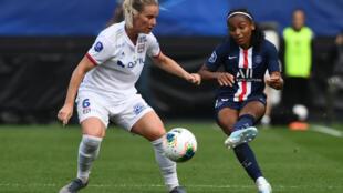 L'Olympique Lyonnais devrait décrocher son 14e titre de rang.