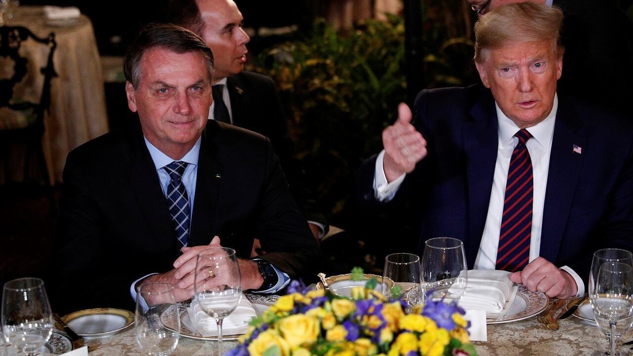 Trump_Bolsonaro
