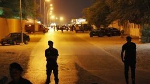 انتشار للشرطة الموريتانية في نواكشوط