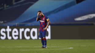 Lionel Messi and Barcelona were left humiliated by an 8-2 defeat by Bayern Munich in the Champions League quarter-finals