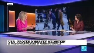 2020-03-11 22:10 Une condamnation qui fait d'Harvey Weinstein un symbole ?