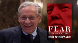 El periodiodista Bob Woodward es célebre por haber participado en las investigaciones que abrieron el caso Watergate.