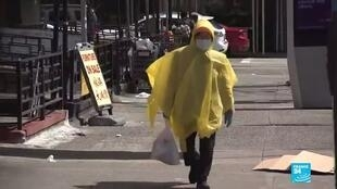 2020-04-02 08:01 États-Unis : Durcissement du confinement à New-York, qui totalise 40 % des décès liés au coronavirus
