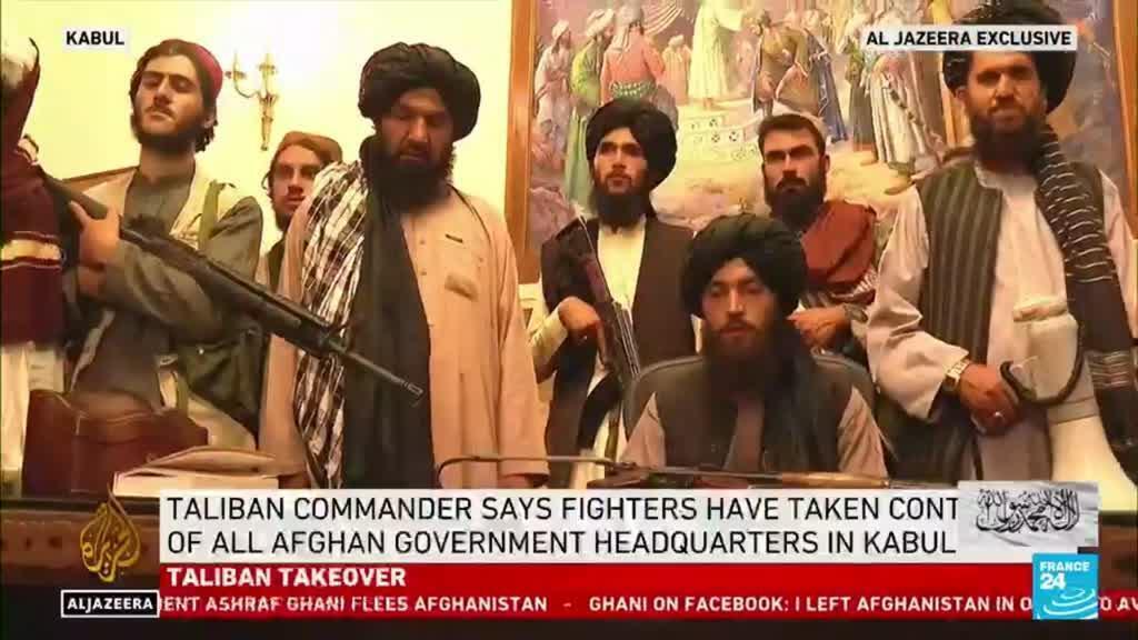 2021-10-06 08:07 Afghanistan : retour en images sur six semaines de gouvernance talibane