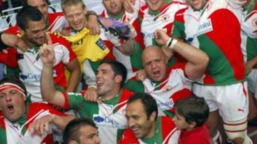 Biarritz knock Munster out to join Toulouse in all-French final