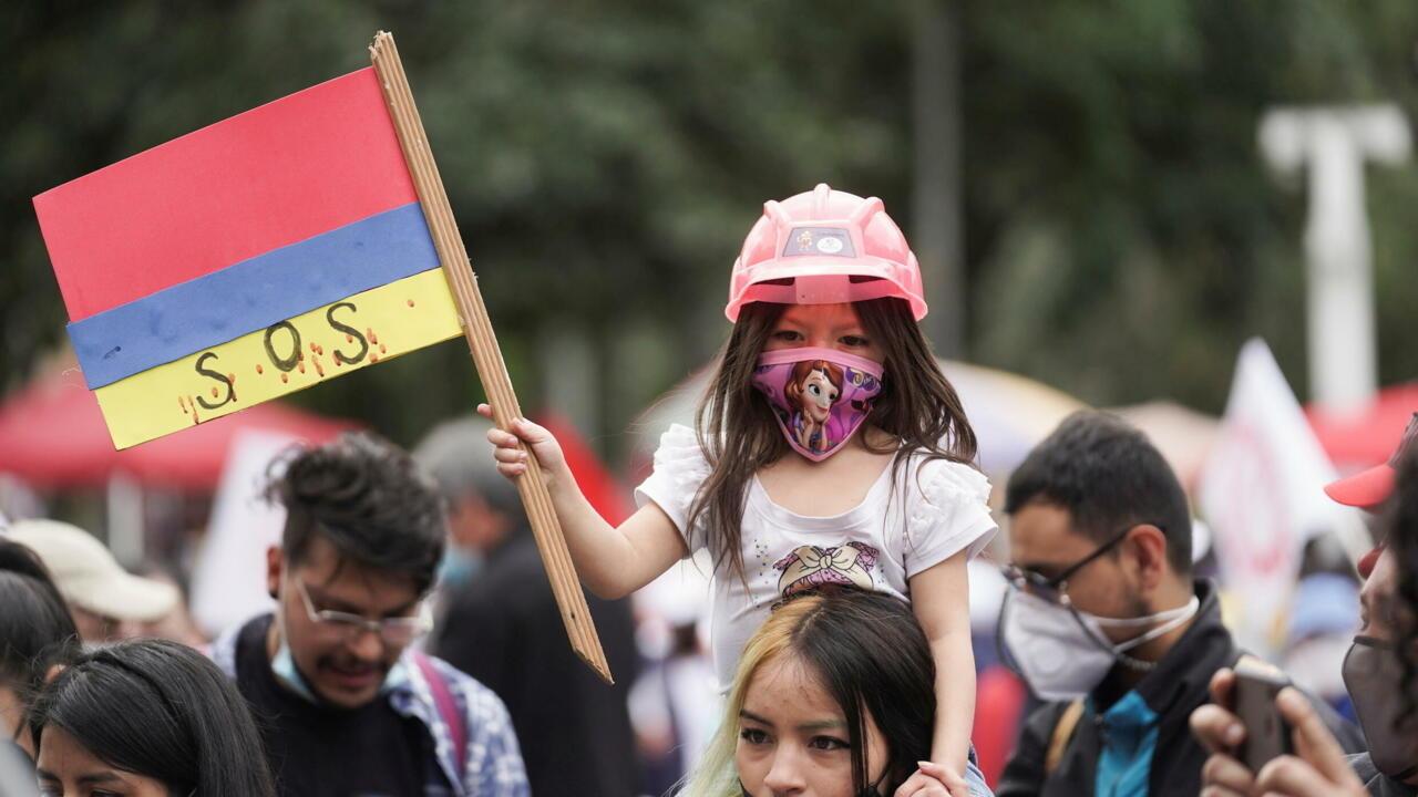 В Колумбии возобновились протесты, поскольку правительство объявляет о новой налоговой реформе – Comoros News