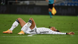 Germany and Leroy Sane failed to get off the ground against Switzerland despite flying to the match