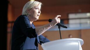 """Lors d'une interview dimanche 9 Avril, Marine Le Pen a estimé que la France n'était """"pas responsable"""" de la rafle du Vél' d'Hiv de 1942."""