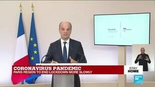 2020-05-07 16:31 REPLAY: France's government unveils schooling details as country eases coronavirus lockdown measures