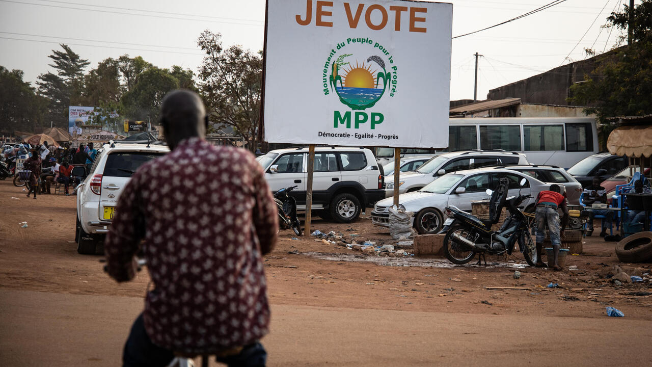 Burkina Faso holds presidential poll in 'a climate of fear' amid jihadist attacks
