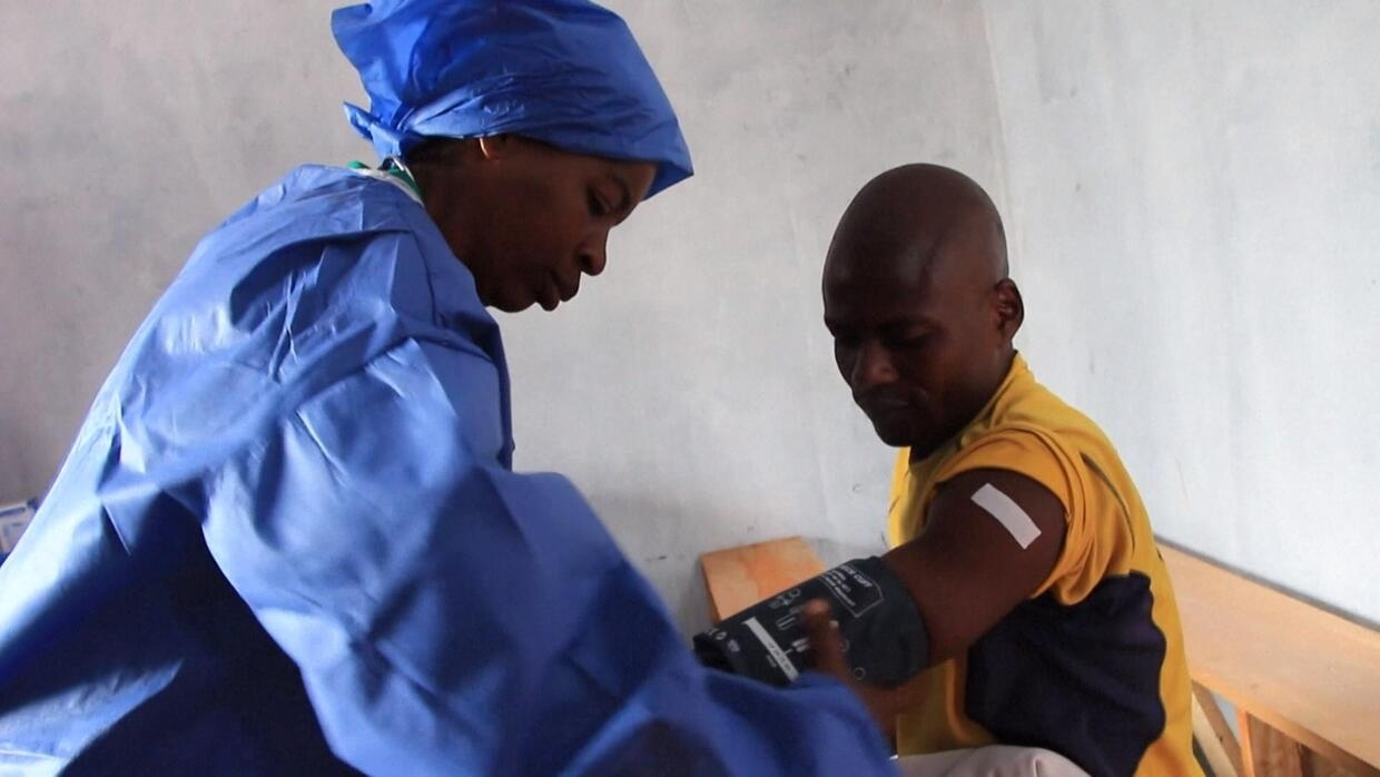 Second vaccine brings fresh hope in DRC's fight against Ebola - Eye on Africa - FRANCE 24