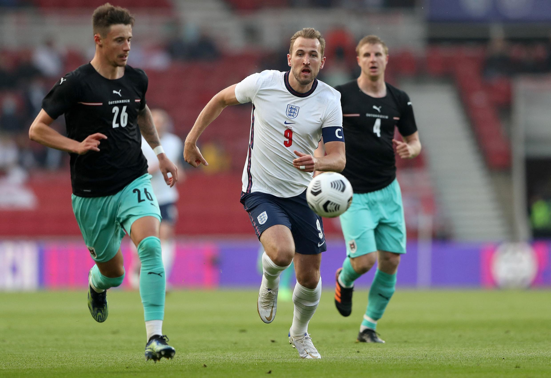 Harry Kane guidera l'attaque anglaise à l'Euro-2021.